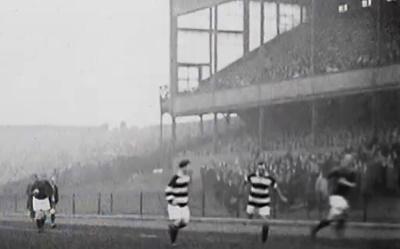 Celtic Park, 1921