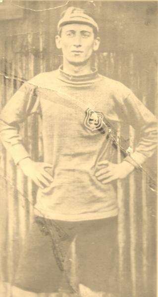 Bert Haugh, 1914