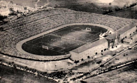 Hampden Park, 9 April 1921