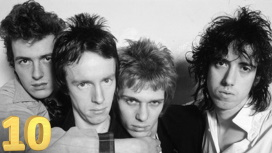 Top 10: The Clash